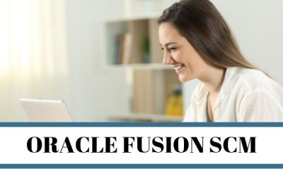 ORACLE FUSION SCM TRAINING VIDEOS
