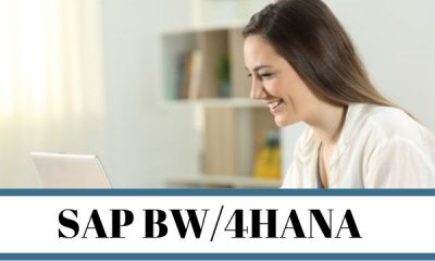 sap bw/4hana videos