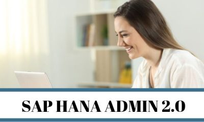 sap hana admin training videos